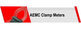 AEMC Clamp Meters