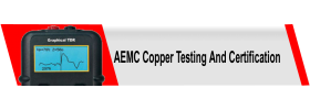 AEMC Copper Testing and Certification