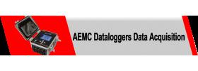 AEMC Dataloggers Data Acquisition