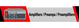 Amplifiers / Preamps / Preamplifiers