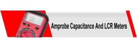 Amprobe Capacitance and LCR Meters