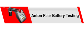 Anton Paar Battery Testing
