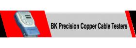 BK Precision Copper Cable Testers