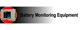 Battery Monitoring Equipment