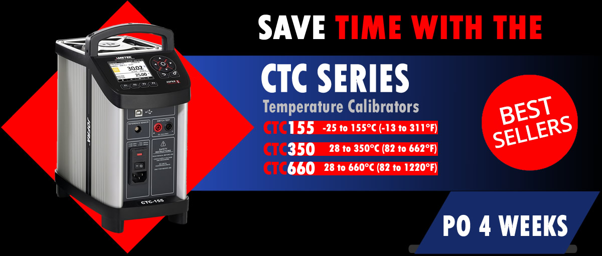 Ametek CTC Temperature Calibrator