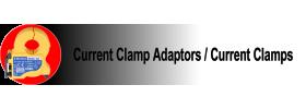 Current Clamp Adaptors / Current Clamps