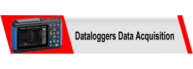 Dataloggers Data Acquisition
