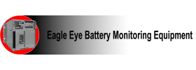 Eagle Eye Battery Monitoring Equipment