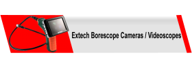 Extech Borescope Cameras / Videoscopes