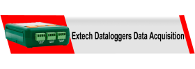 Extech Dataloggers Data Acquisition