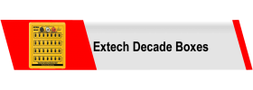 Extech Decade Boxes