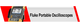 Fluke Portable Oscilloscopes