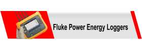 Fluke Power Energy Loggers
