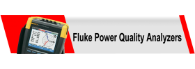 Fluke Power Quality Analyzers