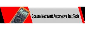 Gossen Metrawatt Automotive Test Tools
