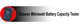 Gossen Metrawatt Battery Capacity Tester
