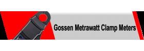 Gossen Metrawatt Clamp Meters