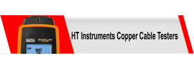 HT Instruments Copper Cable Testers
