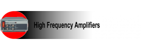 High Frequency Amplifiers