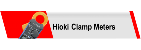 Hioki Clamp Meters