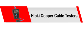 Hioki Copper Cable Testers