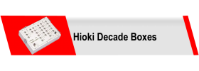 Hioki Decade Boxes