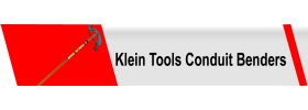 Klein Tools Conduit Benders