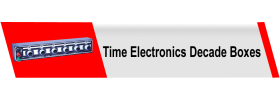 Time Electronics Decade Boxes