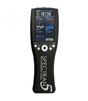 Aaronia Spectran [HF 80200] V5 Handheld RF Spectrum Analyzer 9 kHz - 20 GHz