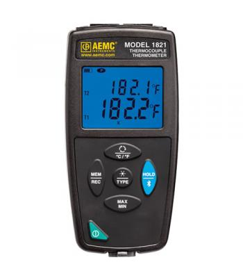 AEMC 1821 [2121.74] Datalogger Thermocouple Thermometer