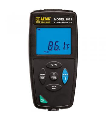 AEMC 1823 [2121.76] Datalogger RTD Thermometer