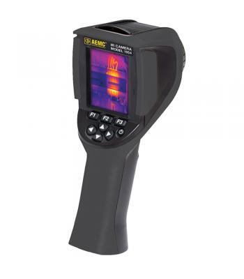 AEMC 1954 [2121.41] Thermal Imaging IR Camera, 38° x 28° Field of View, 9 Hz, -4°F to 482°F (-20°C to 250°C)
