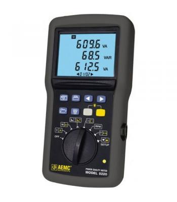 AEMC 8220 [2130.90] Power Quality Meter