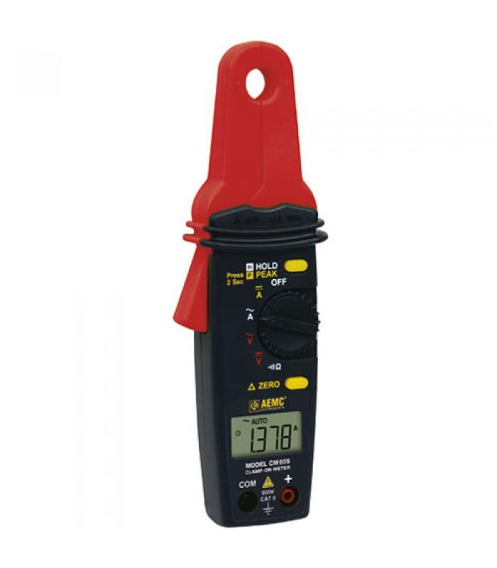 AEMC CM605 [7000.02] 100A AC / DC Low Current Clamp-on Meter
