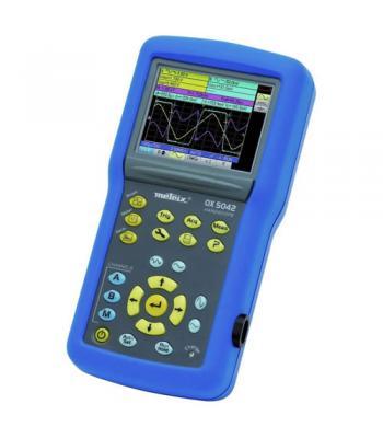 AEMC OX5042-CK [2150.21] 40MHz, 2-Channel, Handscope Portable Oscilloscope