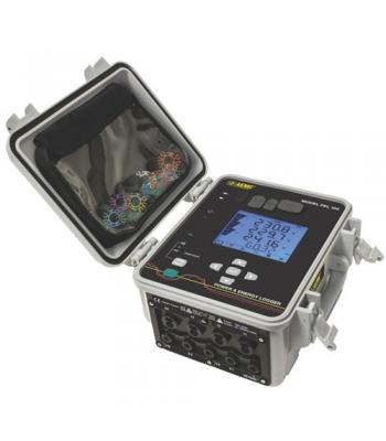 AEMC PEL 105 [2137.57] Power and Energy Quality Logger without AmpFlex Probes
