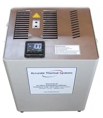 Accurate Thermal Systems ThermCal130 [ATS3081] Temperature Calibrator 240V -4 to 266°F (-20 to 130°C)