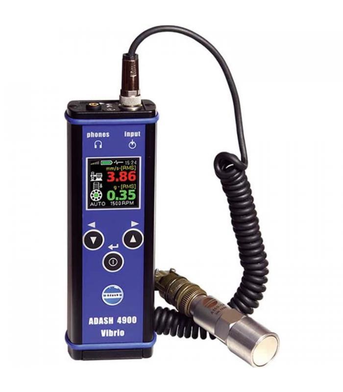 Adash America A4900 Vibrio M [A4900 Vibrio M] Base Vibration Meter Package