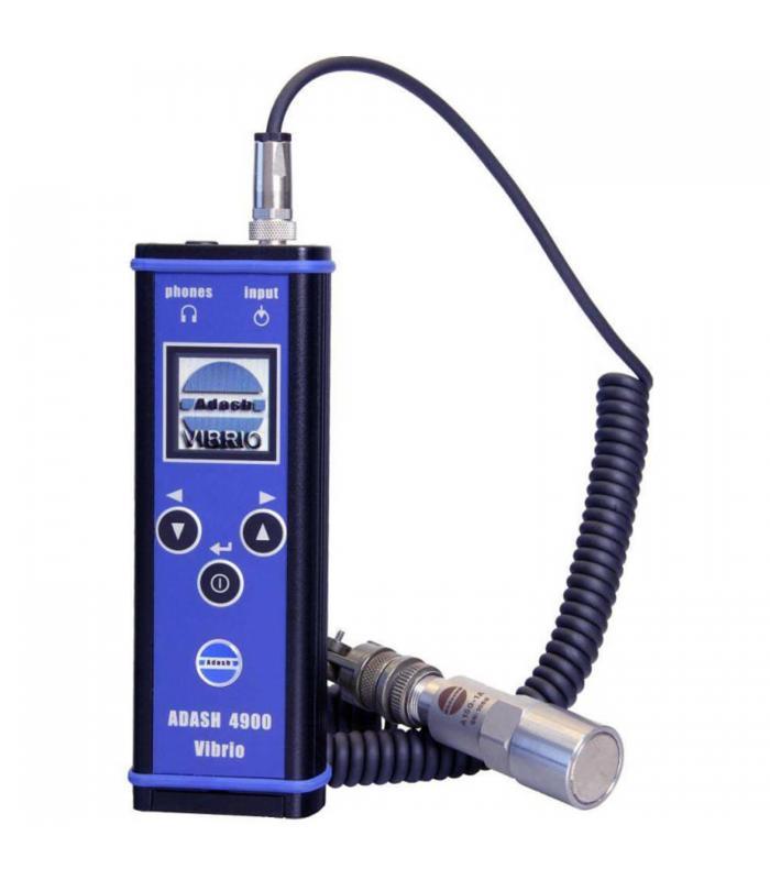 Adash America A4900 Vibrio M [A4900 Vibrio MP] Portable Vibration Meter / Data collector