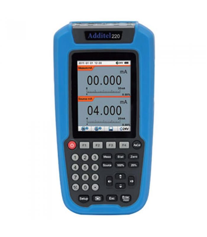 Additel ADT 220 [ADT220] Multifunction Loop Calibrator