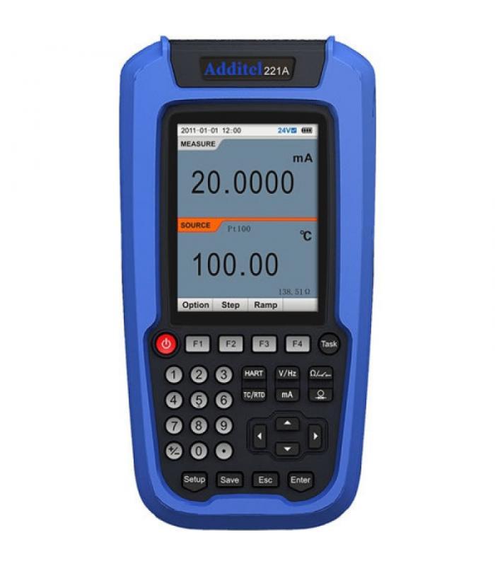Additel ADT 221A [ADT221A] Multifunction Temperature Calibrator