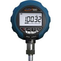 Additel ADT 680 [ADT680-25-GP1K-PSI-N] Digital Pressure Gauge, 0.25% FS Accuracy, 1/4 NPT male, 0 to 1000 psi