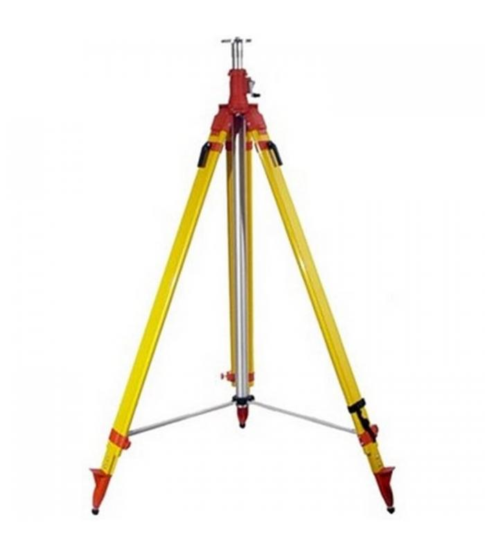 Agatec 8246321 Heavy-Duty Elevating Aluminum Tripod