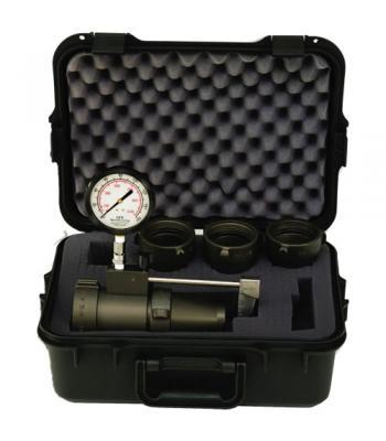 Akron Brass AFTK-25 [AFTK-LK] High Flow Test Kit with Case