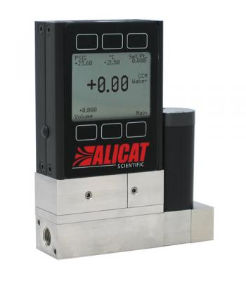 Alicat Scientific LC Series Volumetric Liquid Flow Meters and Controllers