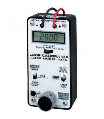 Altek 334A Process Loop Calibrator*DIHENTIKAN LIHAT PIECAL 334*