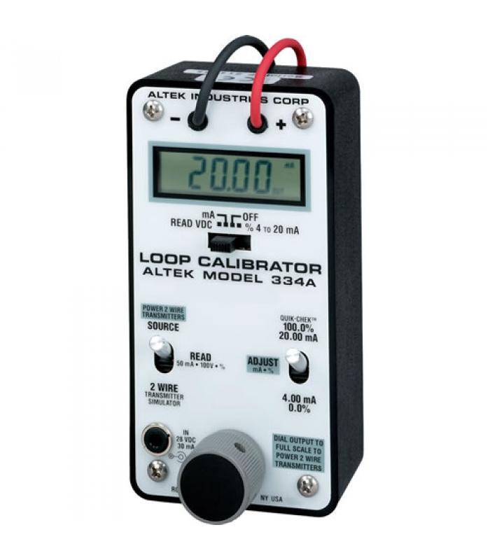 Altek 334A Process Loop Calibrator*DIHENTIKAN LIHAT PIECAL 334*