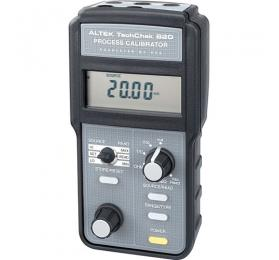 Altek 820 TechChek Multifunction Process Calibrators