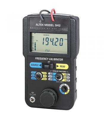 Altek 942 Frequency Calibrator