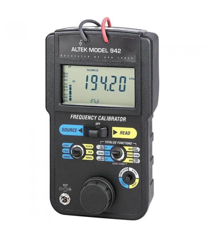 Altek 942 Frequency Calibrator